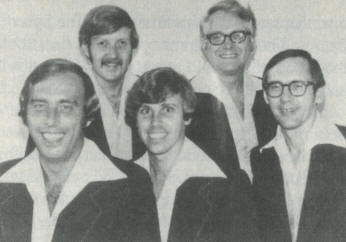 The Gospel Harmony Boys, 1975