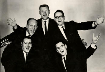 The Gospel Harmony Boys, 1966